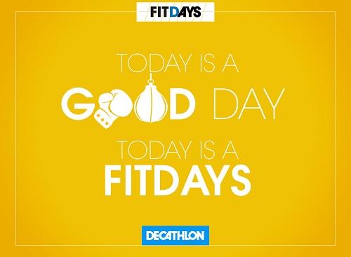 Fitdays Decathlon