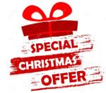 Offerta speciale di Natale
