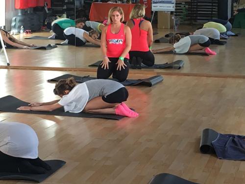Pilates Sala Corsi