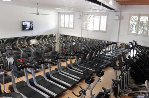 Sala Cardio  Modena