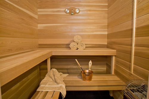 Sauna Modena