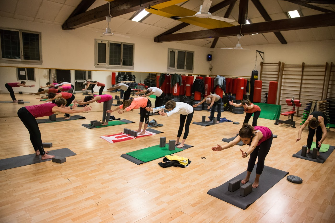 Corso Yoga Modena